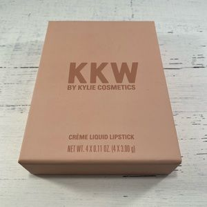 KKW Beauty Creme Liquid Lipstick